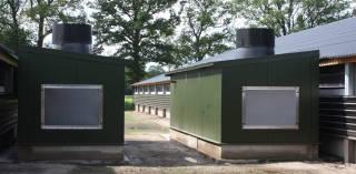 Wisselaar op de RAV lijst met emissiefactor 0,021 kg NH3 per dierplaats per jaar